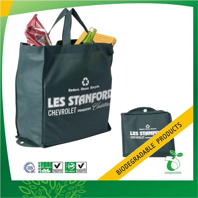 Eco-Friendly Non Woven Reusable Food Bag