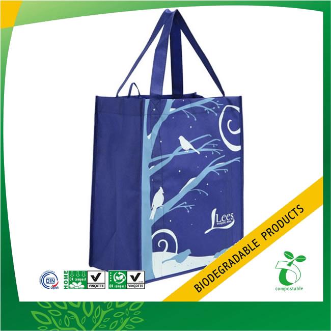 Eco-Friendly Non Woven Grocery Shopping Bag