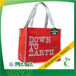 100% Recyclable And Reusable Shopping Bags