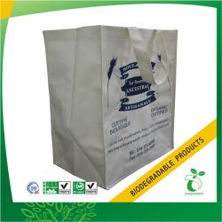 Fully Biodegradable Reusable Eco Supermarket Bag