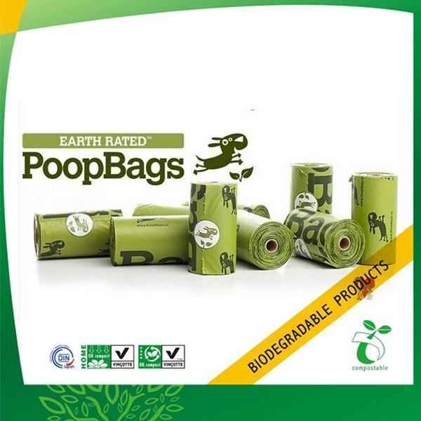 Flushable Dog Waste Bag